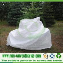 Cubierta vegetal con tejido no tejido PP Spunbond