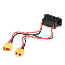 Przełącznik akumulatora LiPo z wtyczką typu T / XT60 / EC3