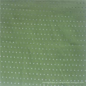 tecido de malha tecido 100% algodão orgânico para roupas
