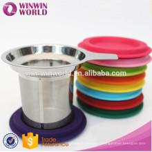 Heißer Verkauf Amazon Wholesale Single Wall Personal Glas Tee Becher