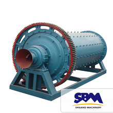 SBM NEW high-efficiency pottery clay ball mill for sale