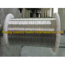 99.9% Silver Contact Wire For Battery/electro factory hot sale