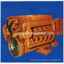 Дизельный двигатель Deutz с воздушным охлаждением Bf12L413f