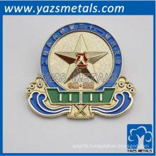 custom made brigade souvenir badges