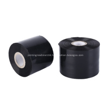 Black min hand use Stretch Film roll