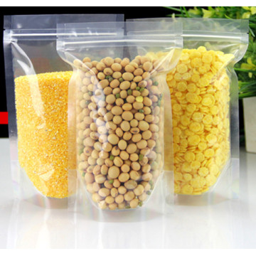 Plastic Zipper Stand Up Pouch