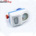 LB Guten top Digital IC Card Iso ClassB prepaid smart intelligent water meter