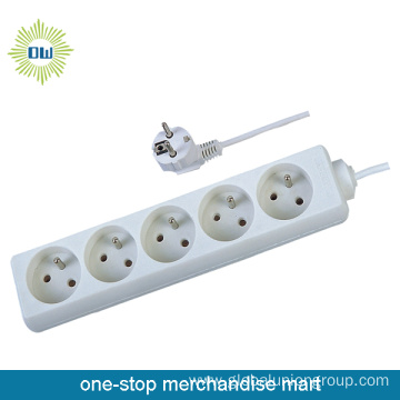 5 Way International Electrical Extension Power Sockets