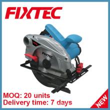 Fixtec Power Tool 1300W Serra Circular Portátil para corte de madeira