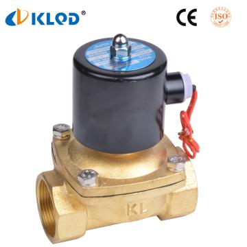 2W160-15 1/2 Zoll Wasser Elektrisches Magnetventil