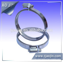 large hose clamps