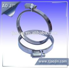 Braçadeira de mola de aço inoxidável SUS 316