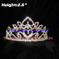 Wholesale Heart Rhinestone Tiaras