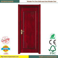PVC Glass Door MDF Glass Door Kitchen Cabinet Door