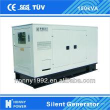 Ensemble de générateur diesel silencieux de 40kVA FOB CIF Paiement