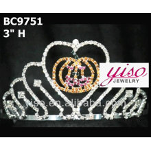 luxury crown tiara