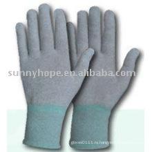 Трикотажная перчатка из арамидного волокна
