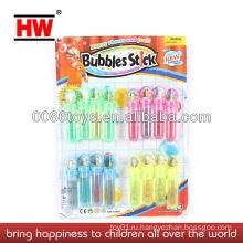 2013 Горячая оптовая смешные ребенка космического мира мыльный пузырь stick