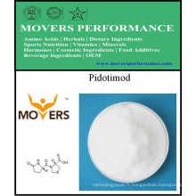 GMP Standard Meilleur vendeur Pidotimod 99.6% [121808-62-6]