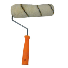"""8"""" polyamide fabric paint roller brushes heavy duty type for Turkey market"""