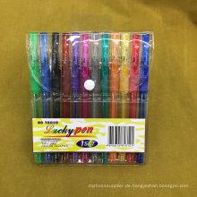 12 Farben Glitter Gel Ink Pen