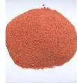 Red granular MOP potassium chloride fertilizer