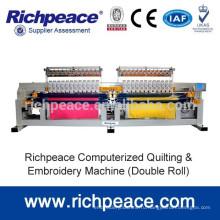 Компьютеризированная машина для вышивки и вышивания Richpeace с альтернативной головкой
