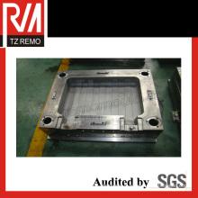 Moule en plastique de bagage de roue (TZRM-LM15233)