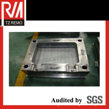 Molde de bagagem de roda de plástico (tzrm-lm15233)
