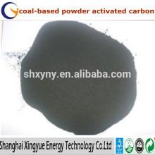 Purificação da água em carvão ativado em pó à base de carvão com baixo preço
