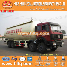 North-Benz 8x4 powder transport truck 40M3 310hp Weichai engine