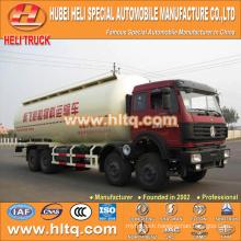 North-Benz 8x4 powder transport truck 40M3 310hp Weichai engine