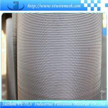 Malha de filtro de aço inoxidável usada para pesquisa científica