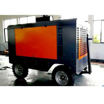 Industrial Manufacturing Machine 10HP 7.5KW 7bar 8bar 10bar 12bar Combined Screw Air Compressor