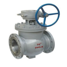 Gear Operated Top Entry Trunnion Mounted Ball Valve (GSQ347F)