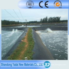 0.1-2mm Smooth Geomembrane HDPE LDPE LLDPE Ecb PVC EVA Pond Liner