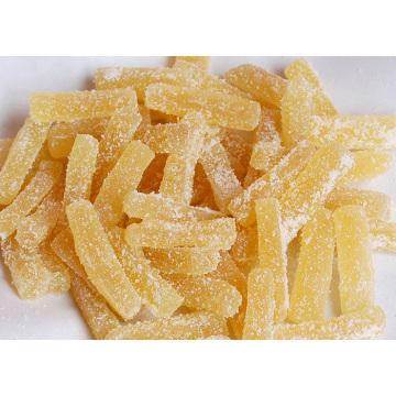 Crystallized Ginger Sticks