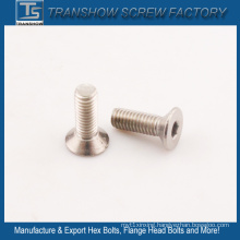 DIN7991 Hexagon Socket Countersunk Head Cap Screws