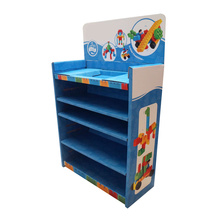 Custom Paper Popup Display Stand for Toys