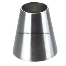 Полированный нержавеющий стальной сварной концентрический редуктор