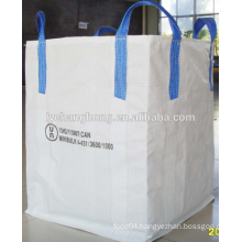 Factory sale cross corner hoop big potato 1ton bags