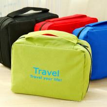 Bolsas pequenas bolsas multi cores com kit de viagem