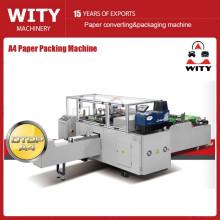 Máquina de embalaje de papel de fotocopia tamaño A4 automática