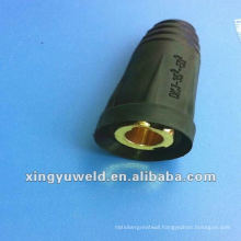 welding cable coupling/socket