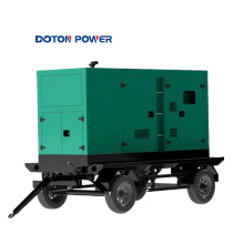 Chinese 150KVA 3 Phase AC 380V Silent Diesel Generator Set With Nice Performance