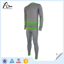 Mens Seamless Thermal Underwear Long Johns Set