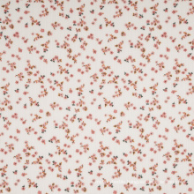 100% Polyester Spandex Printed Fabric Ribbed
