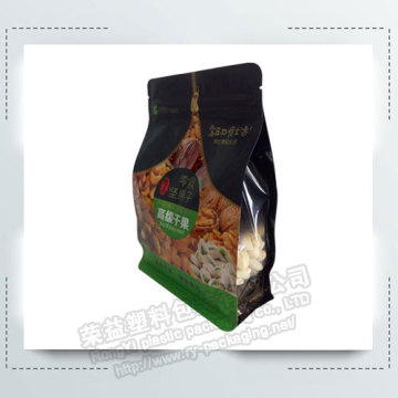 Eight Sides Sealing Composite  Plastic Packaging Pouch