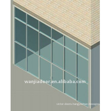 New design curtain wall spider system