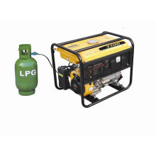 2.5kw LPG Gasoline Generator (WH3500-X/LPG)